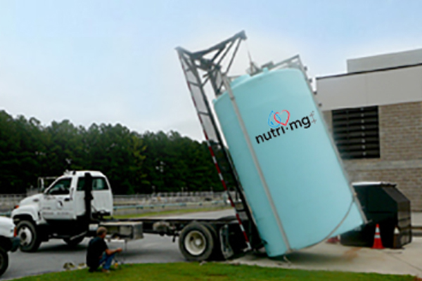 Nutri-Mg Feed Tank
