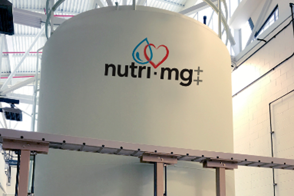 Nutri-Mg Installation